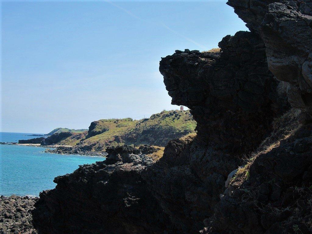 Bai Da Cliffs, Phu Quy Island, Vietnam