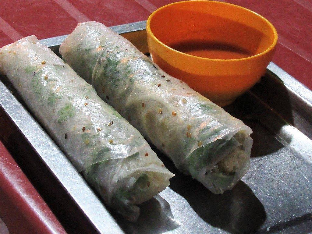 Street food, Phu Quy Island, Vietnam