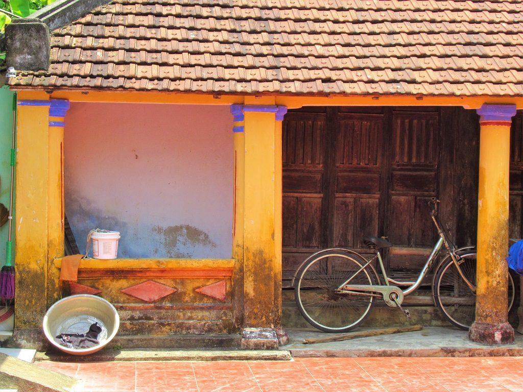 Old house, Tam Hai Island, Quang Nam Province, Vietnam