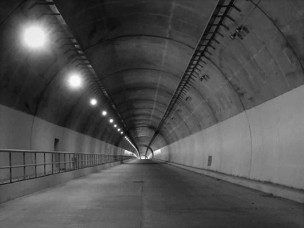 Danang to Hue on Highway QL1A via the Hai Van Tunnel