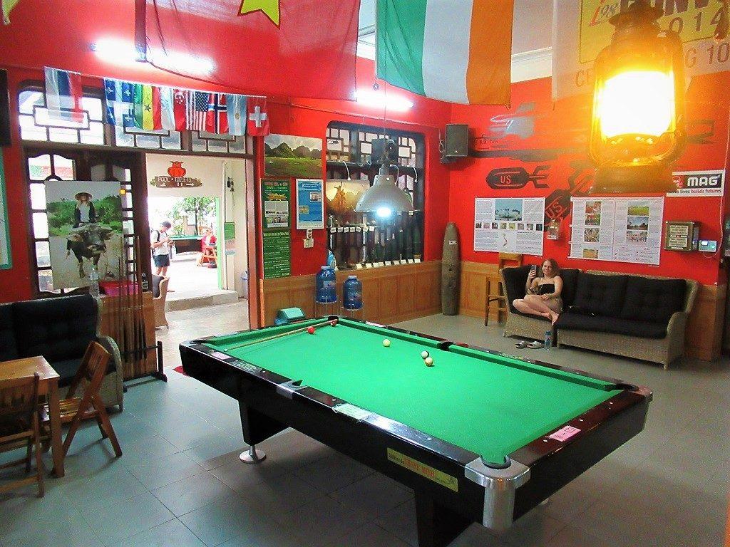 Easy Tiger Hostel, Phong Nha, Vietnam