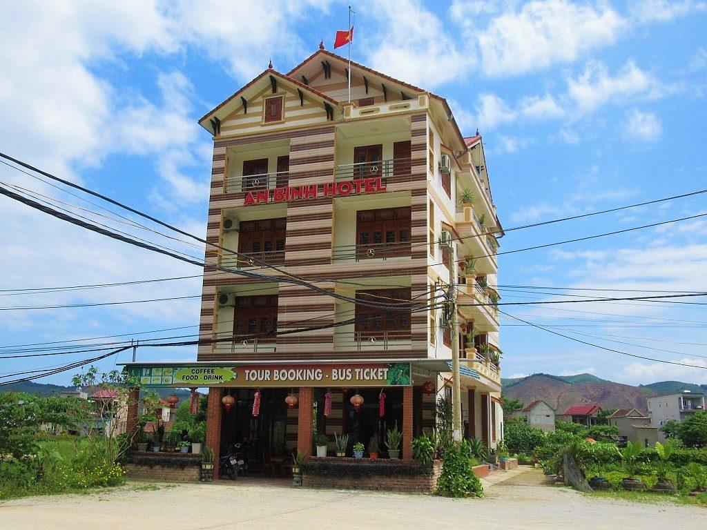 An Binh Hotel, Phong Nha, Vietnam