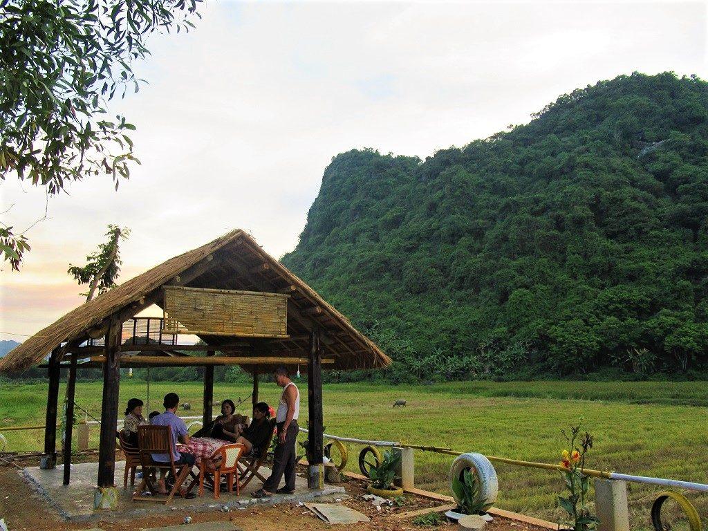 Rice Field Homestay, Phong Nha, Vietnam