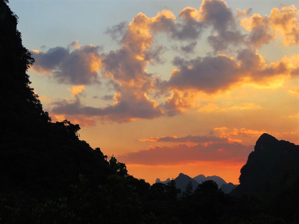 Limestone karsts, Phong Nha Ke Bang National Park, Vietnam