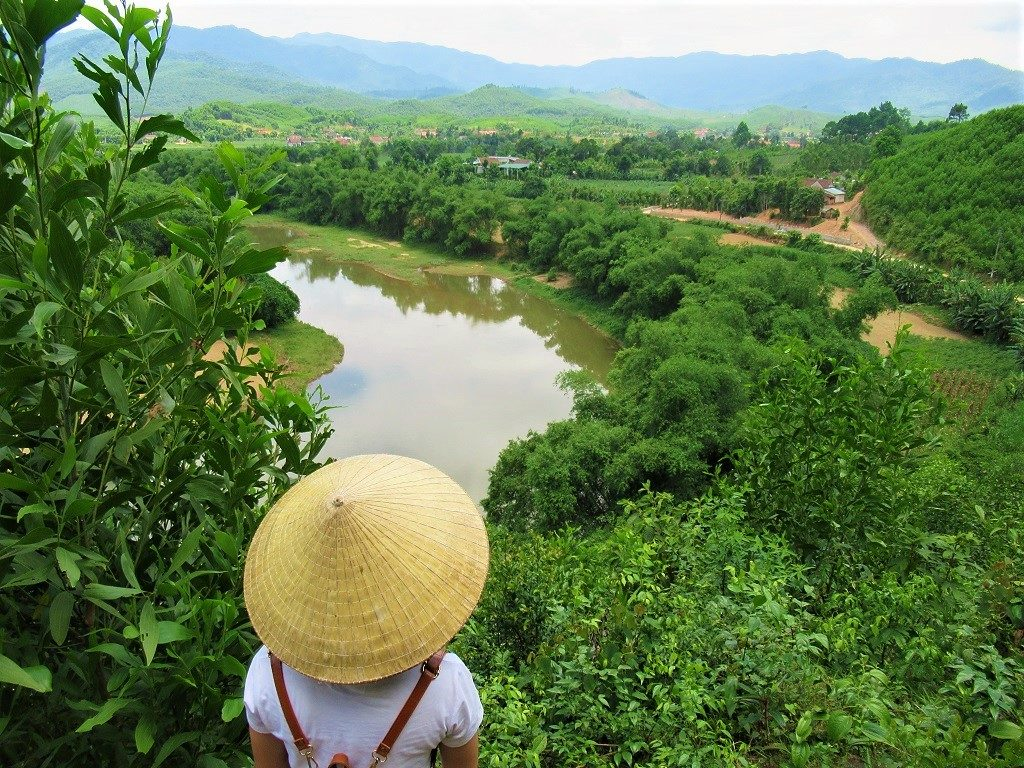 River view, the Duck Stop, Bong Lai Valley, Phong Nha