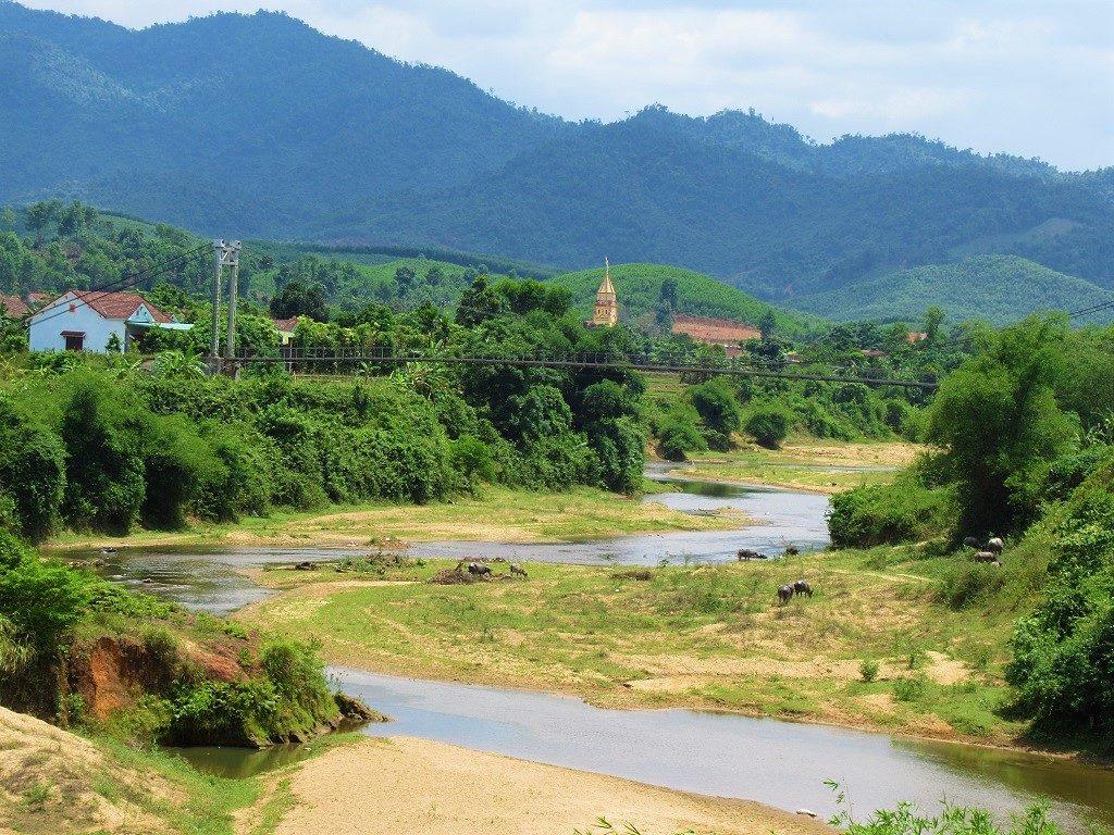 Bong Lai Valley, Phong Nha, Vietnam