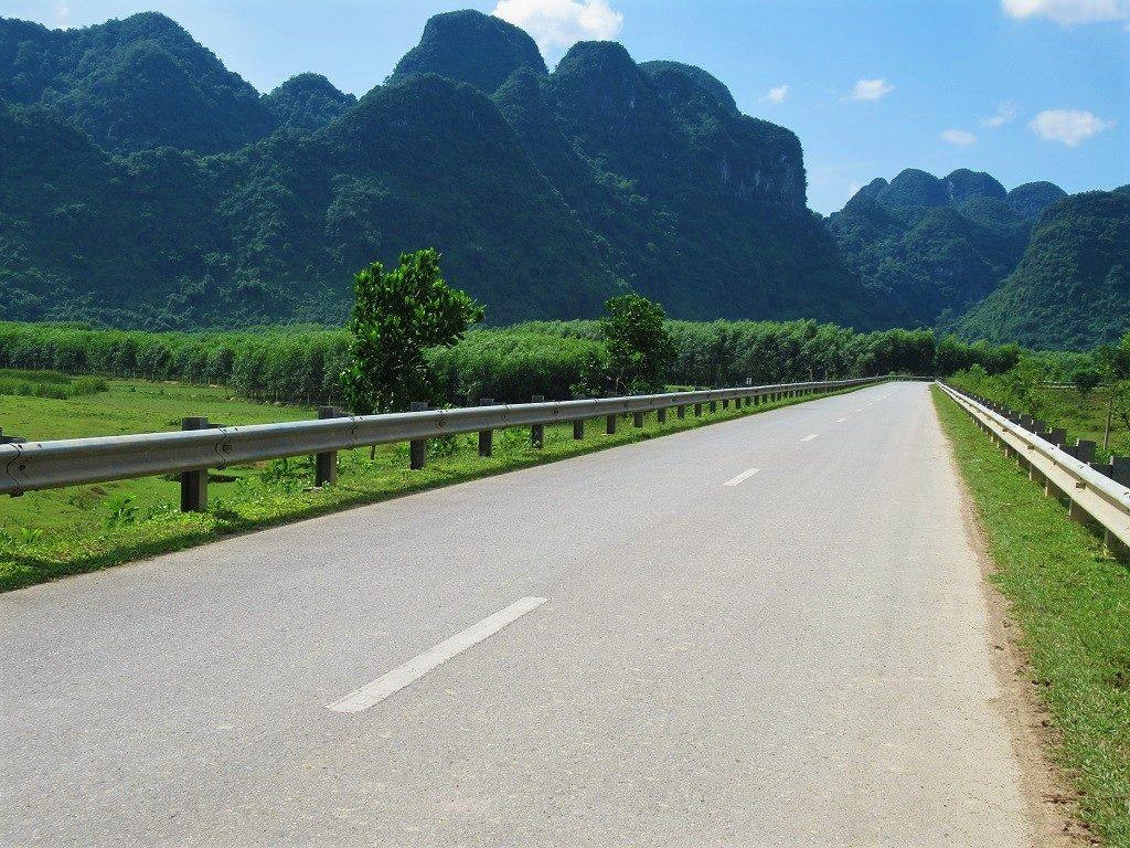 The Western Ho Chi Minh Road, Phong Nha, Vietnam