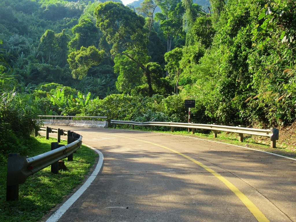 The Western Ho Chi Minh Road, Vietnam