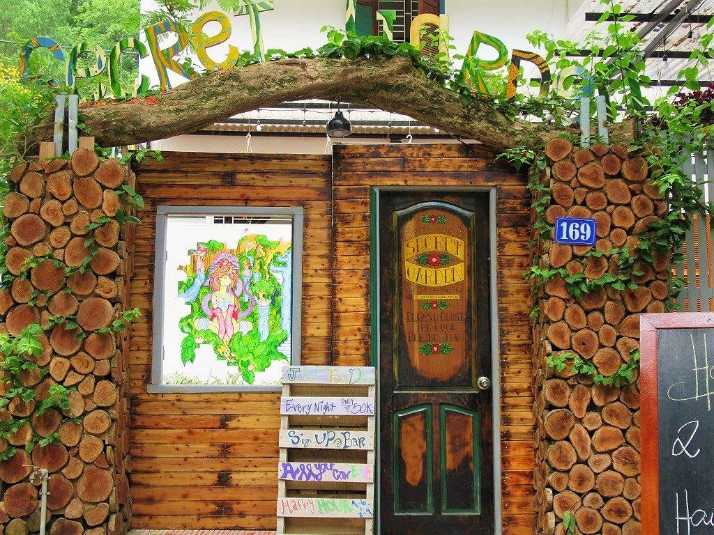 Secret Garden Hostel, Cat Ba Island, Vietnam