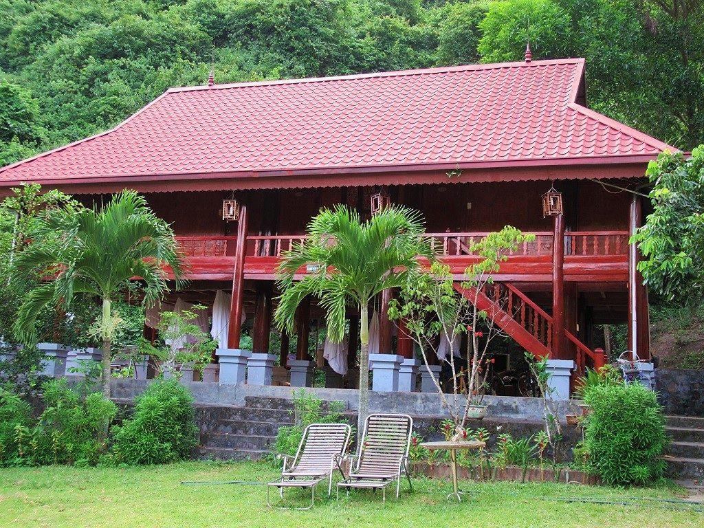 Cat Ba Eco-Lodge, Cat Ba Island, Vietnam