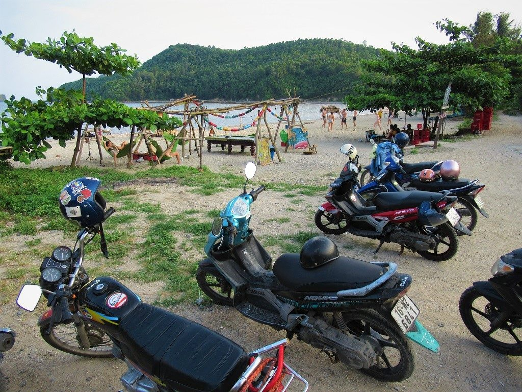 Woodstock Beach Camp, Cat Ba Island, Vietnam