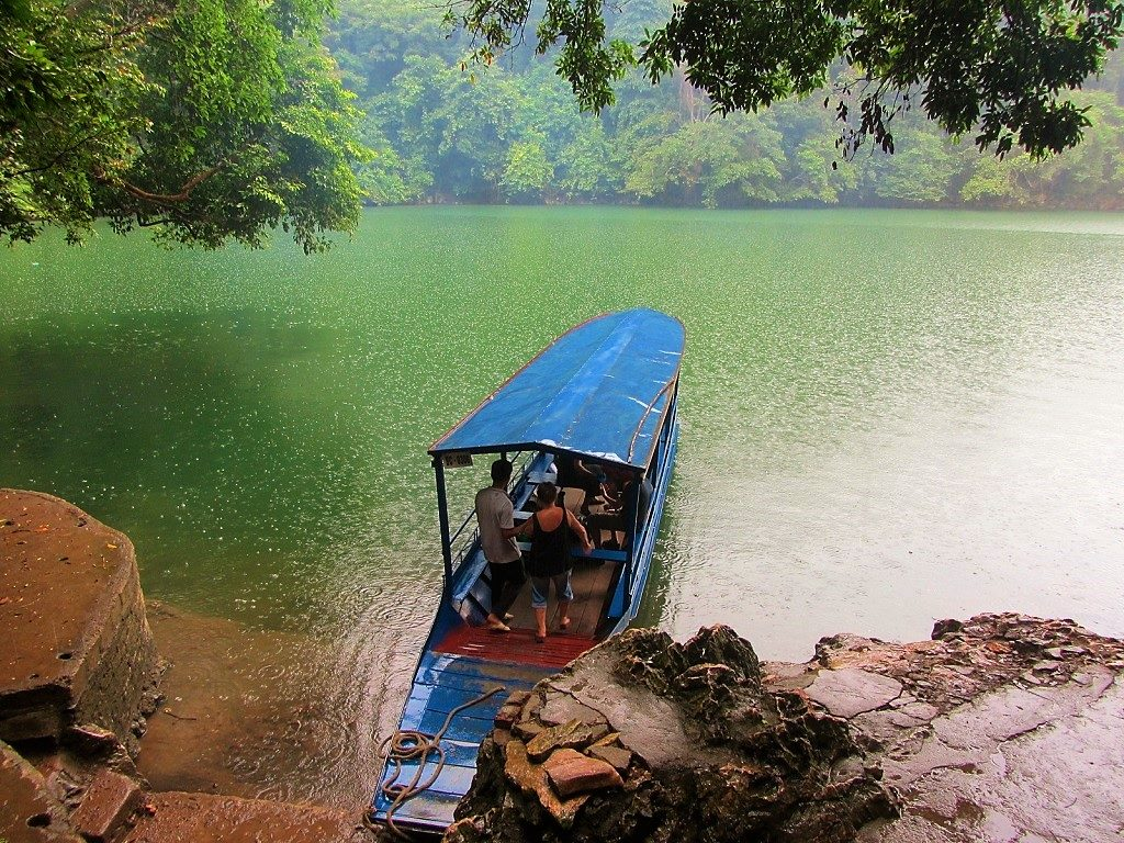 The Northeast by Motorbike: Ba Be Lake Loop, Bac Kan, Vietnam