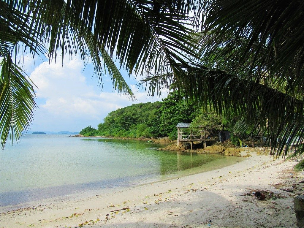 My favourte beach on Pirate Island, Hai Tac Archipelago, Vietnam