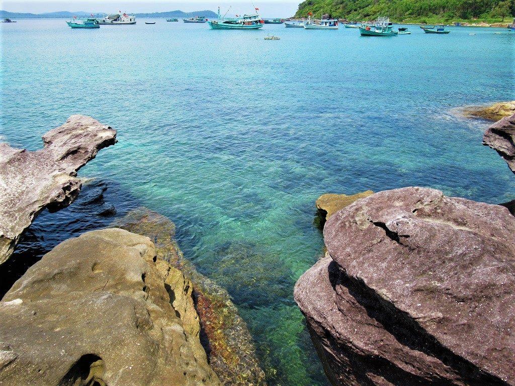 Ganh Dau Beach, north coast, Phu Quoc Island