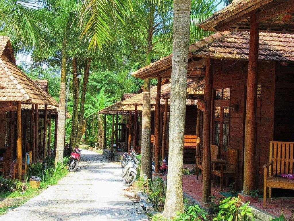 Nam Phuong Resort, Ganh Dau Beach, Phu Quoc Island