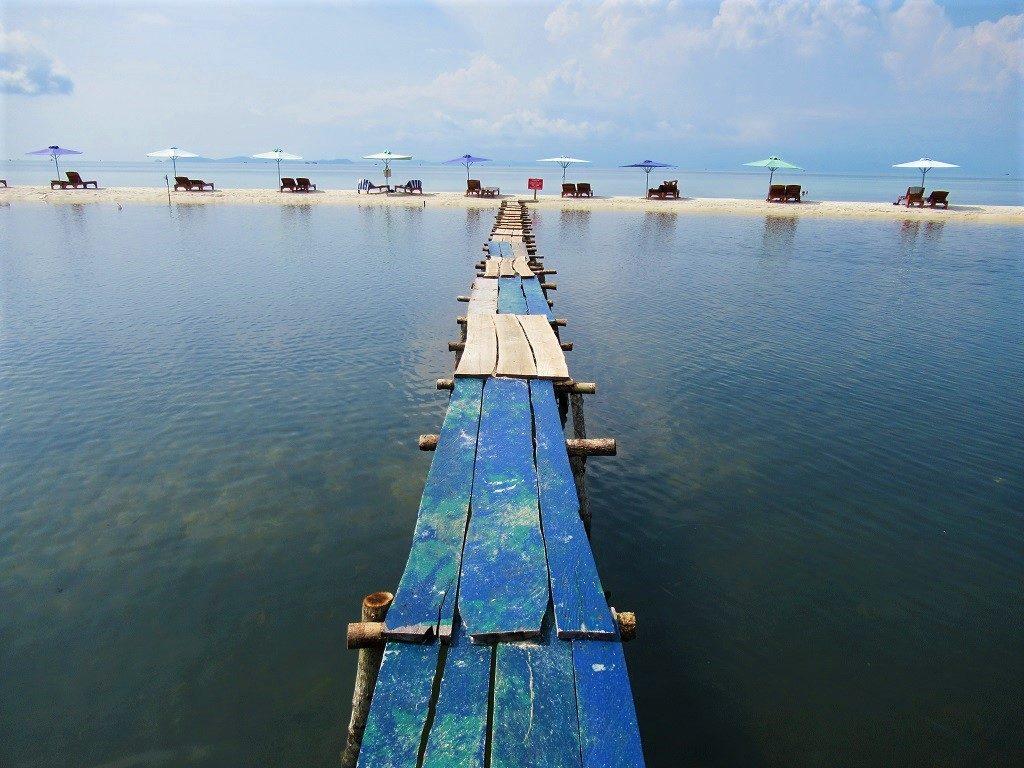 Starfish Beach (Rach Vem), north coast, Phu Quoc Island
