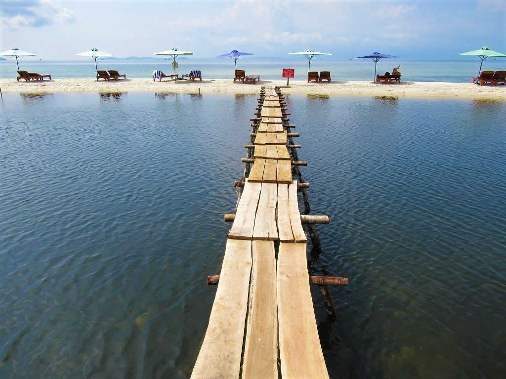 Starfish Beach (Rach Vem), north coast, Phu Quoc Island, Vietnam
