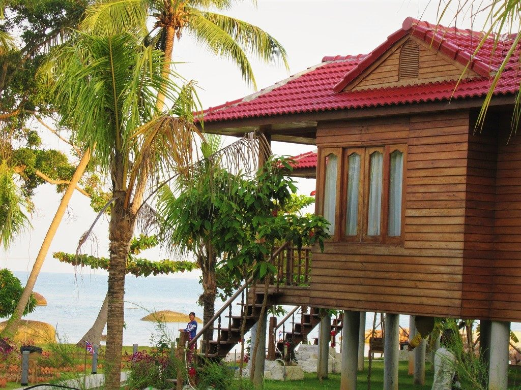 Cay Sao Beach Resort, East Coast Road, Phu Quoc Island