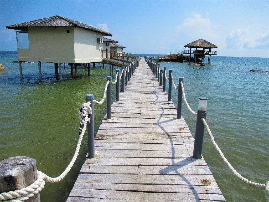 The Pier Resort, East Coast Road, Phu Quoc Island, Vietnam