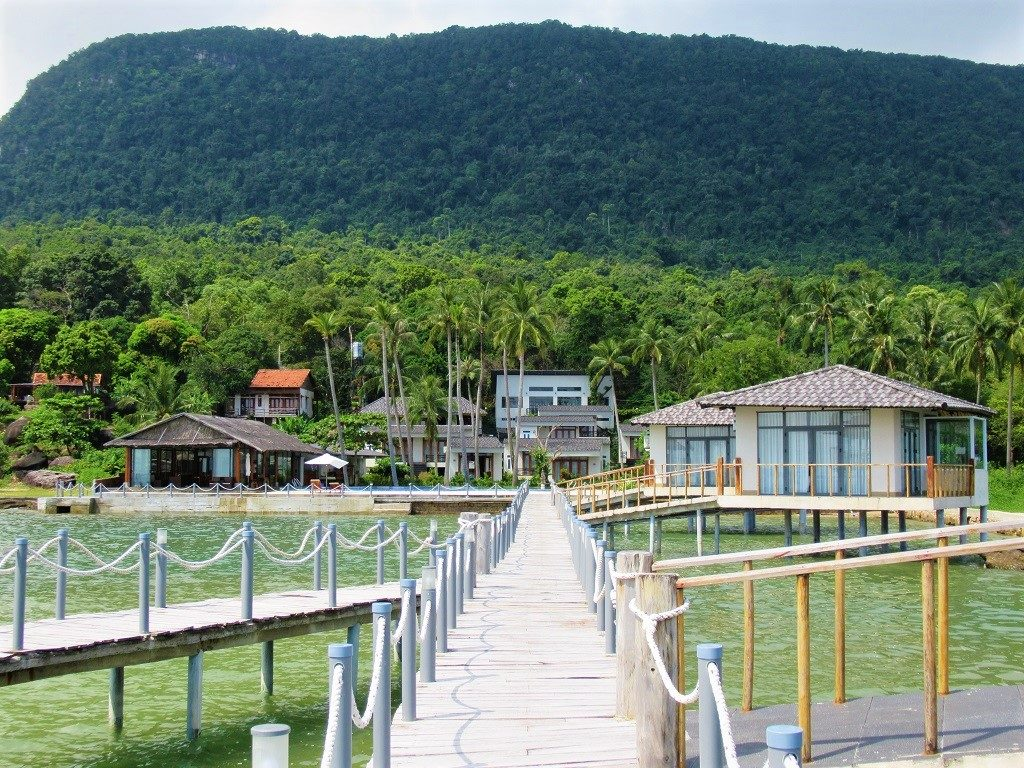 The Pier Resort, East Coast Road, Phu Quoc Island