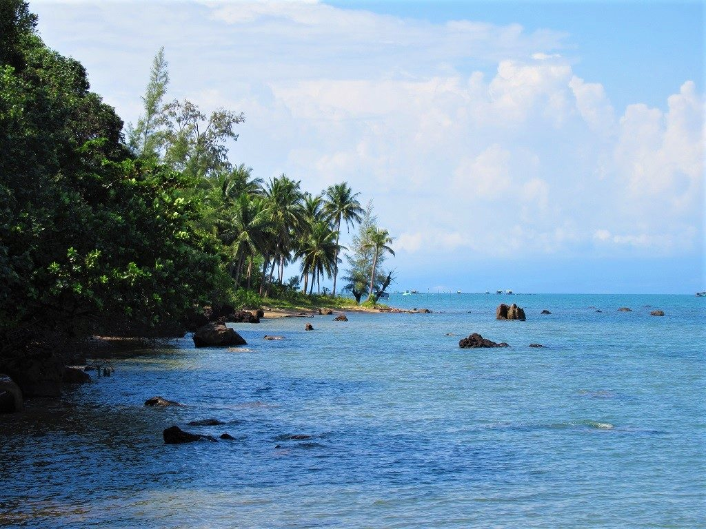 Dry season is the best time to visit Phu Quoc: November to April