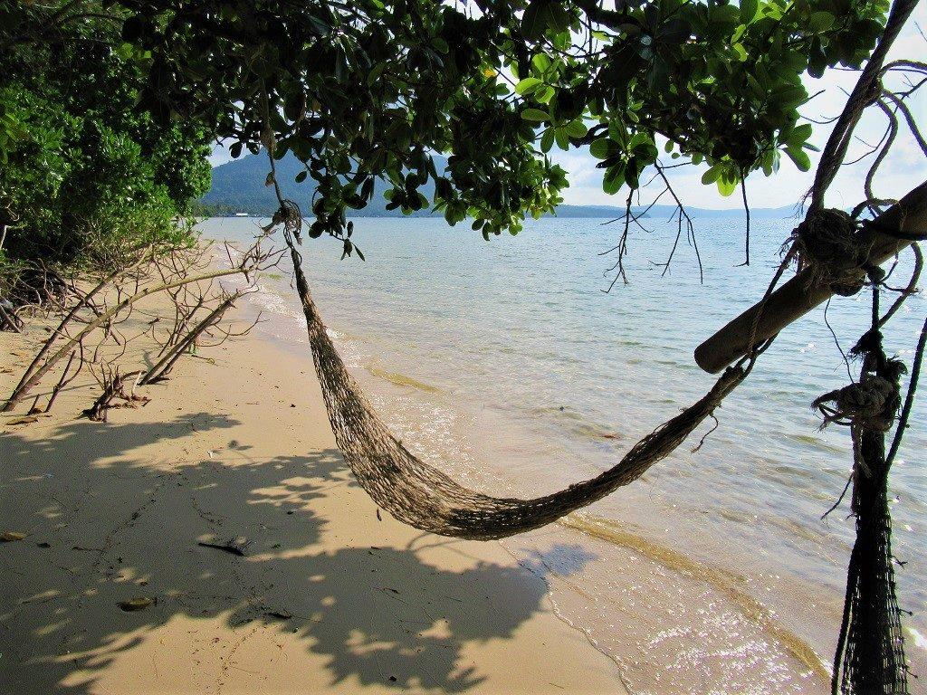Rach Tram Beach, north coast, Phu Quoc Island, Vietnam