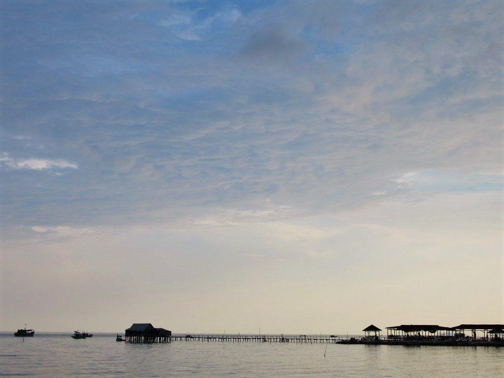 Cay Sao Beach, east coast, Phu Quoc Island