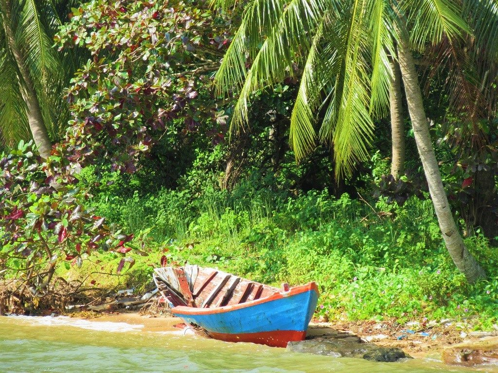 East cost, Phu Quoc Island, Vietnam