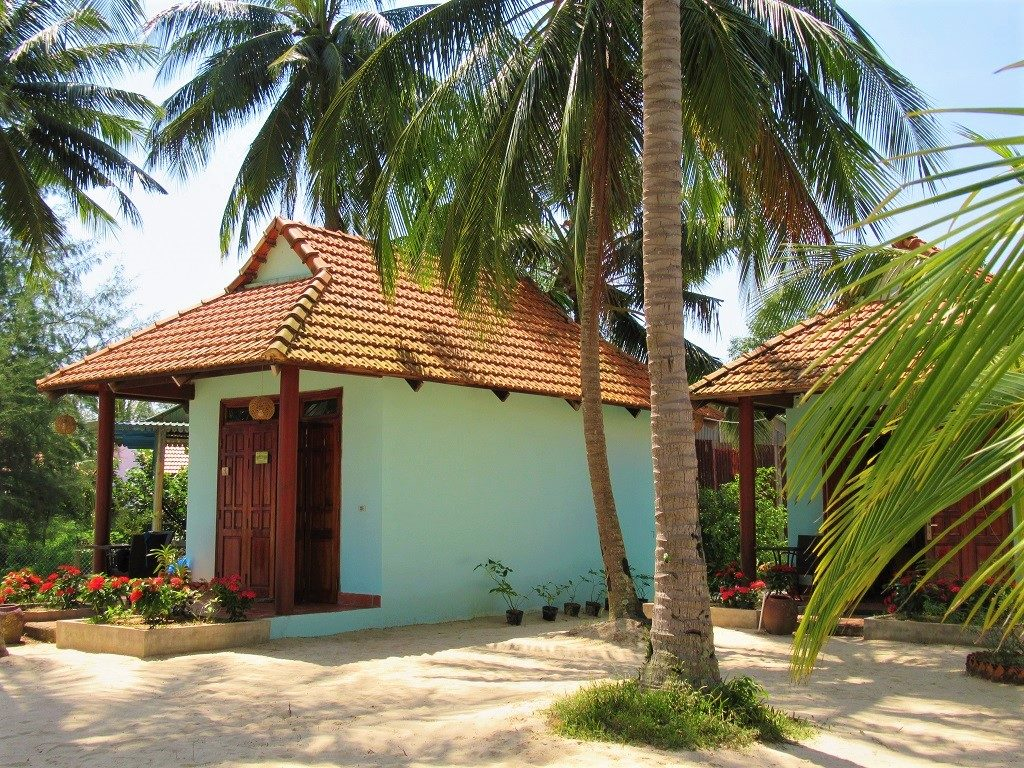 Kiki Coconut Beach, East Coast Road, Phu Quoc Island