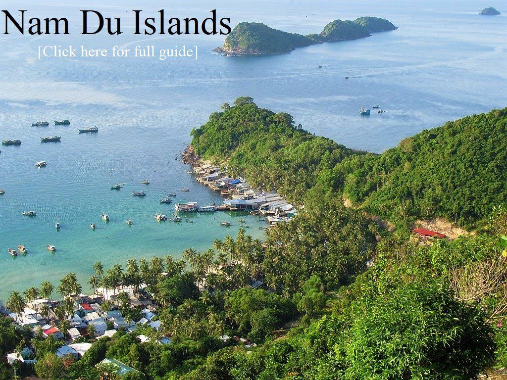 Nam Du Islands, Vietnam