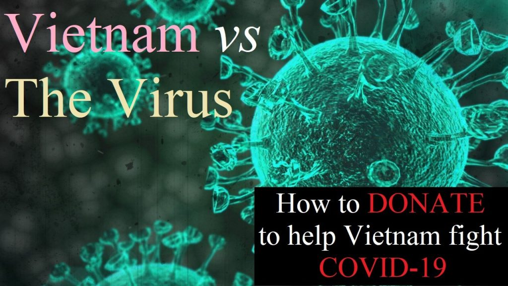 Donate to help Vietnam fight COVID-19