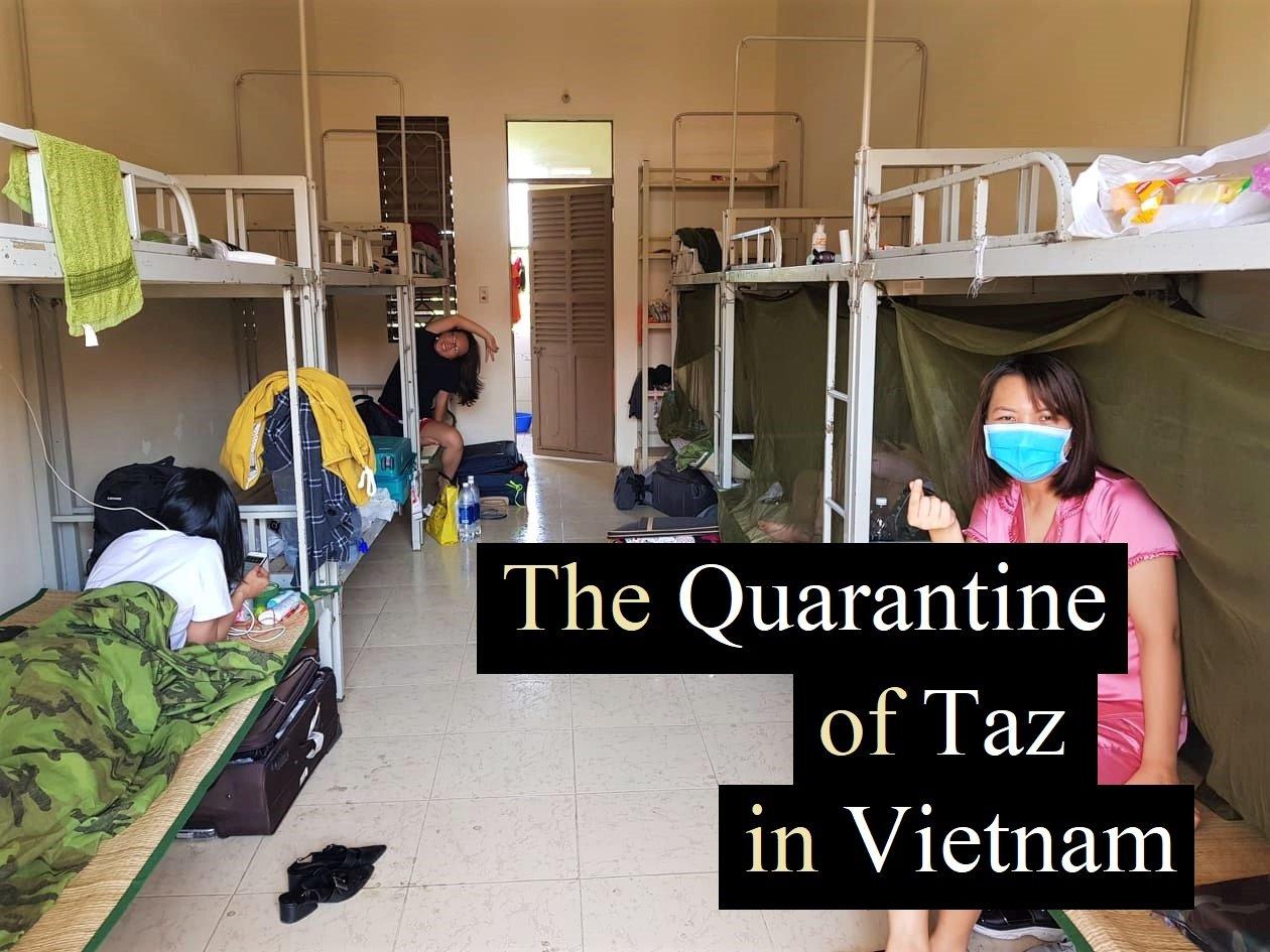 Quarantine in Vietnam during COVID-19 virus