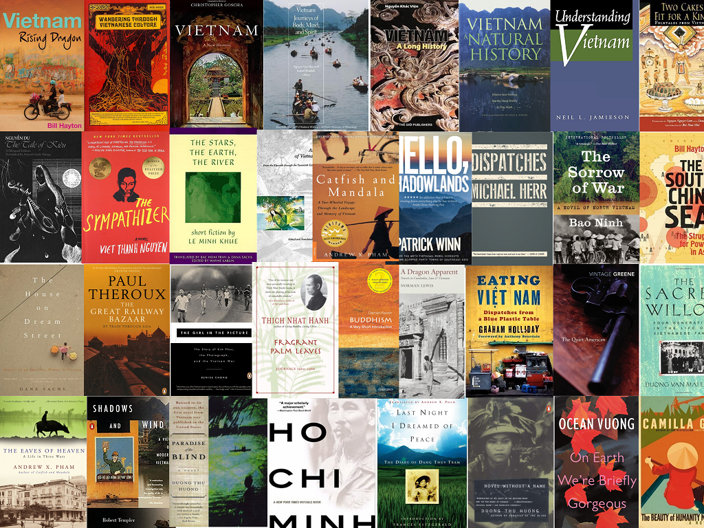 Vietnam Reading List & Book Reviews