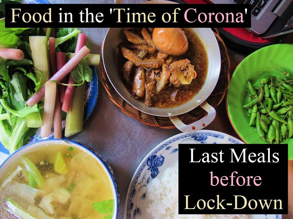 Food in the 'Time of Corona', Vietnam