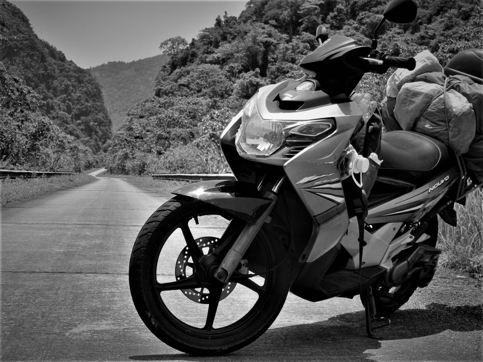 My Motorbike, Stavros, 200,000km in Vietnam