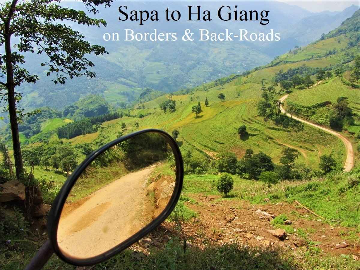 Sapa to Ha Giang Motorbike Route, Vietnam