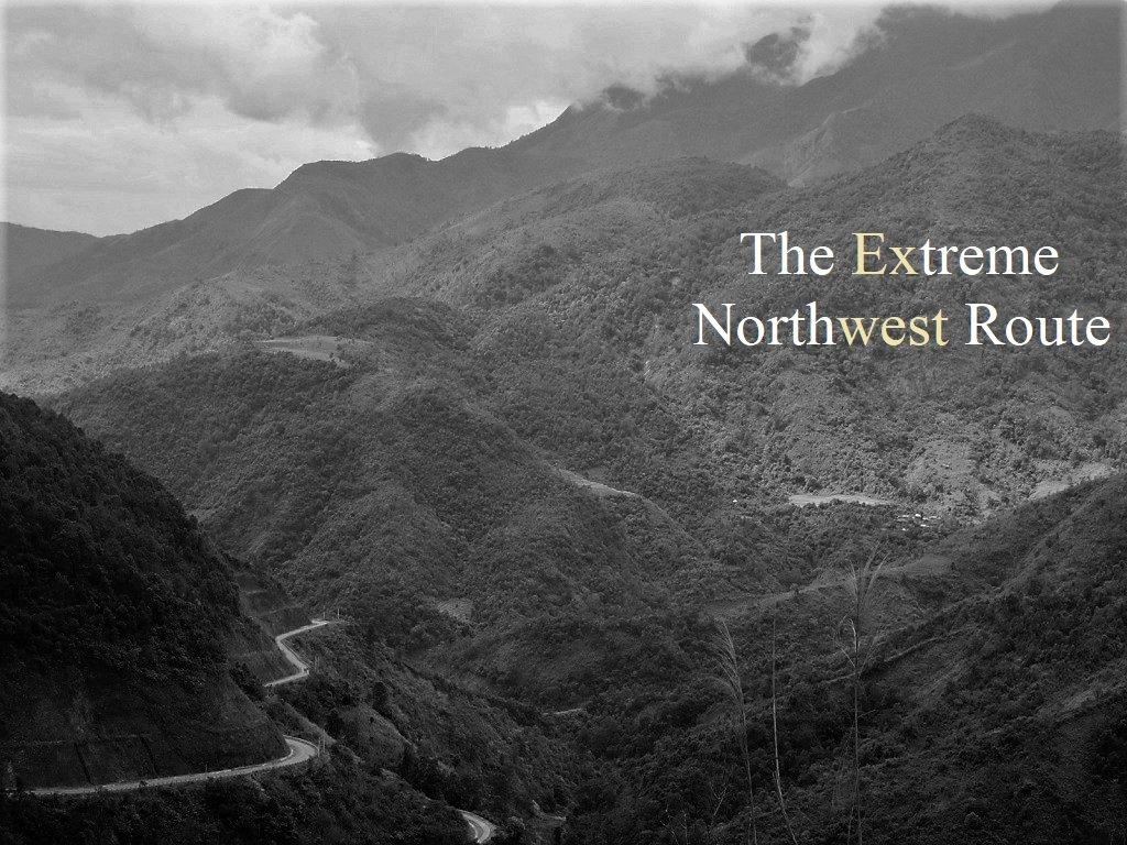 The Extreme Northwest Route, northern Vietnam