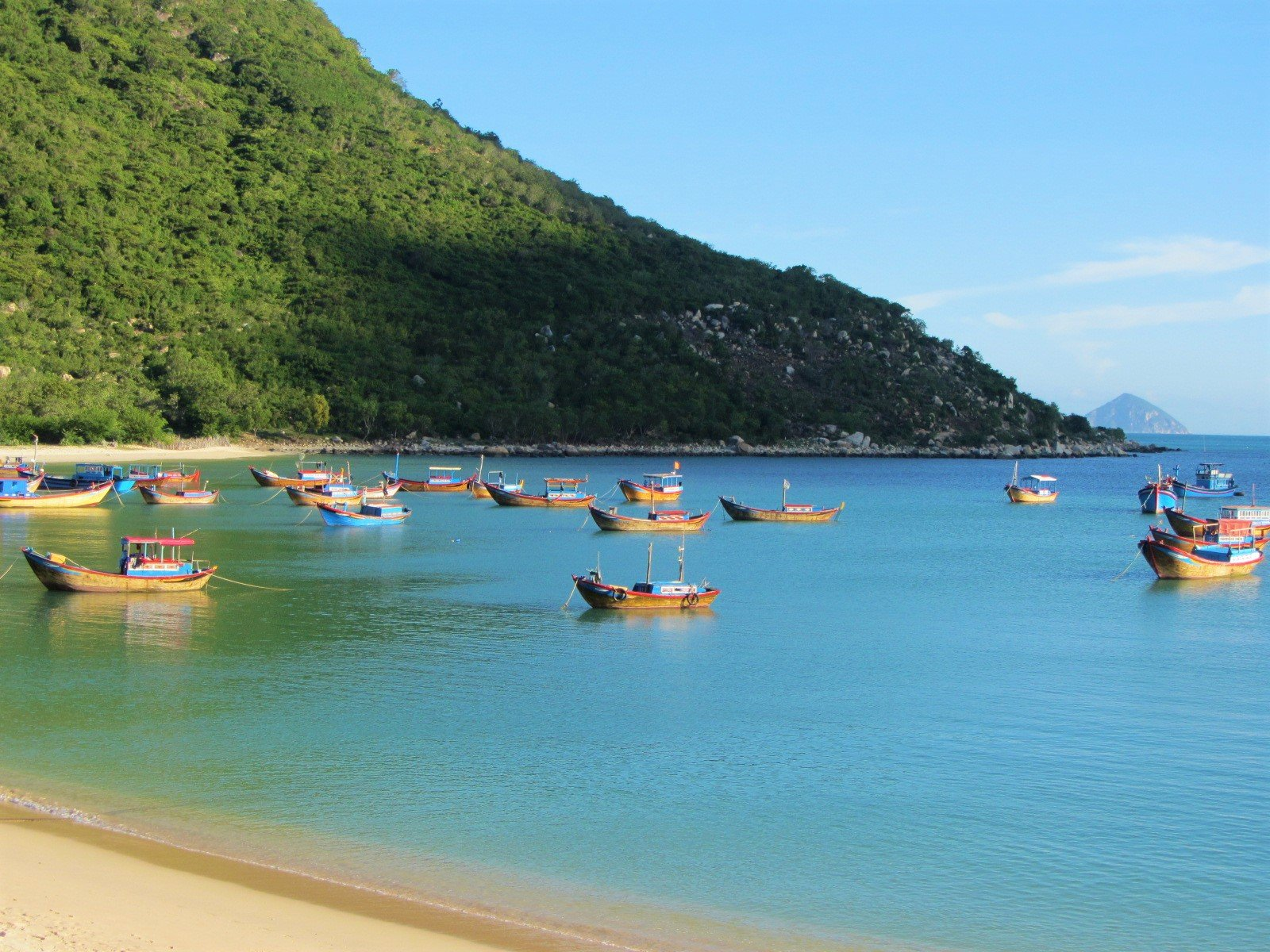 Ninh Van Bay & Doc Let Beach, Vietnam