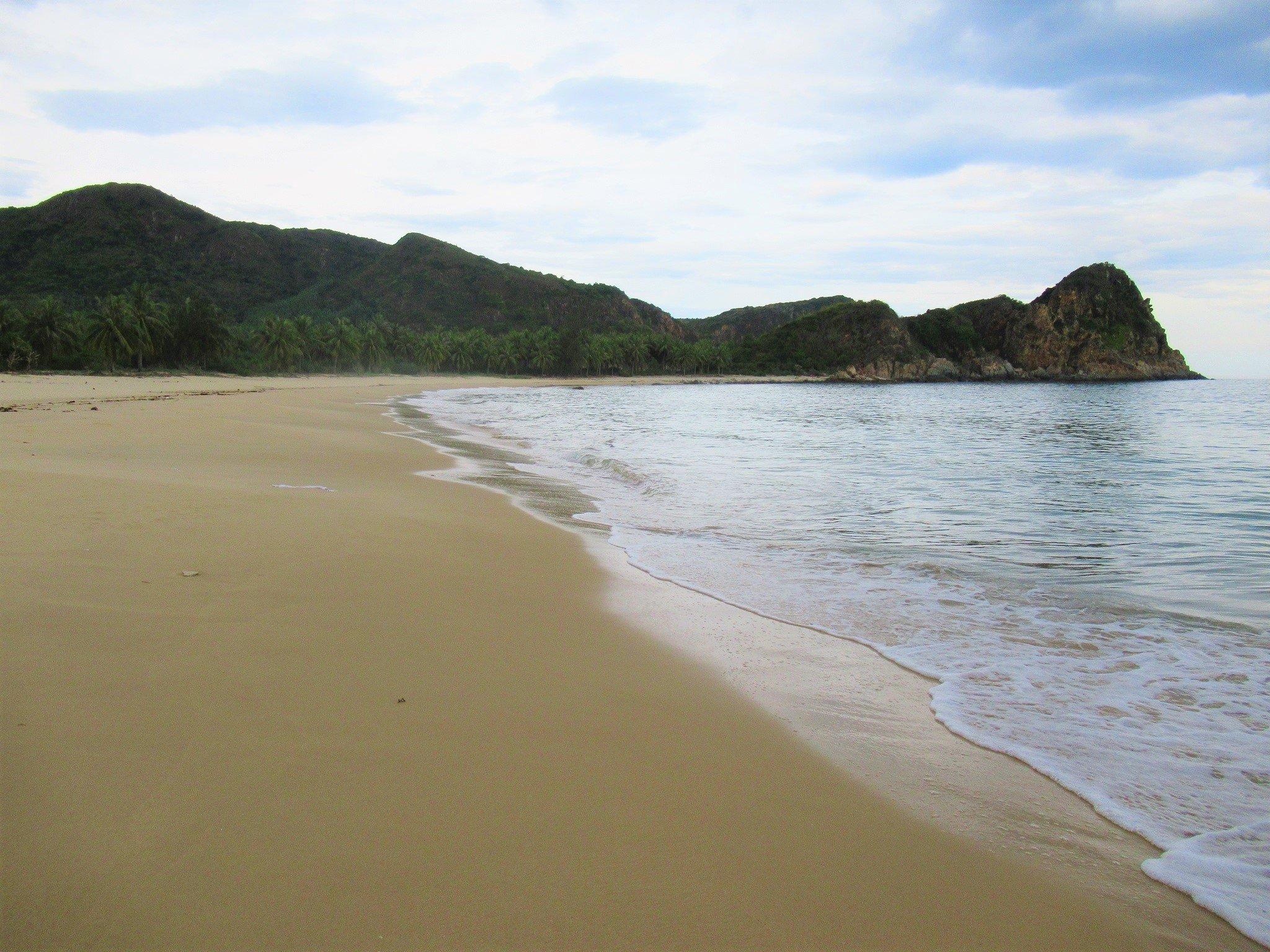 Bai Om Beach, Phu Yen Province, Vietnam