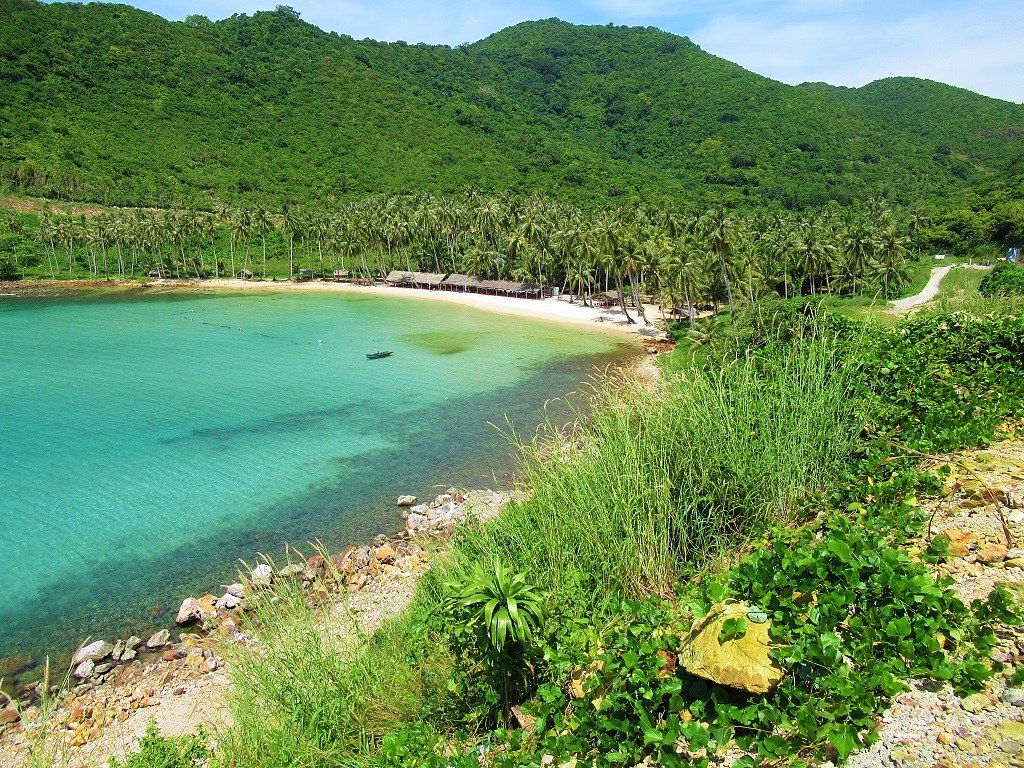 Bai Cay Men, Nam Du Islands, Vietnam