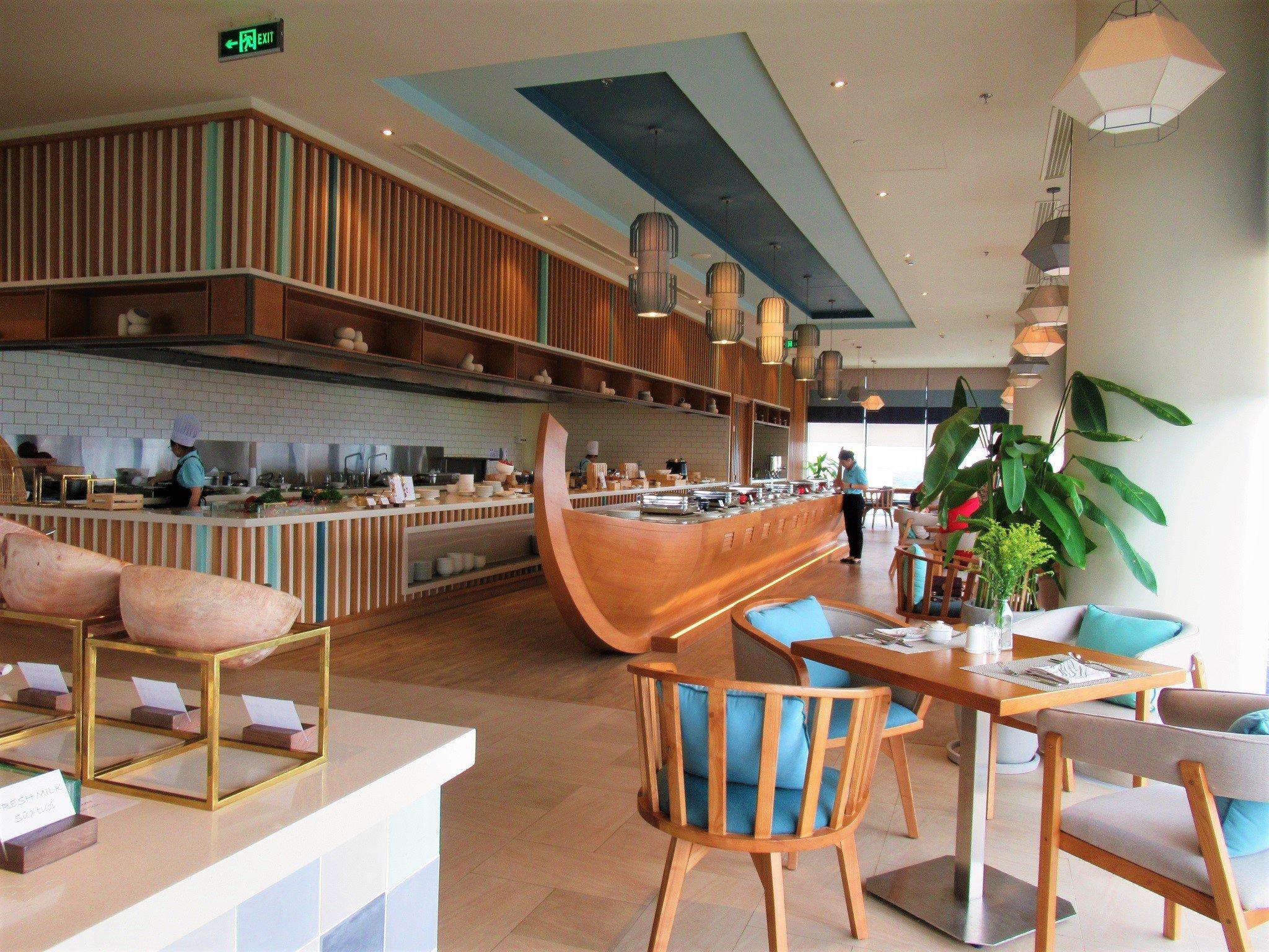 Fresh Restaurant at Fusion Suites Vung Tau