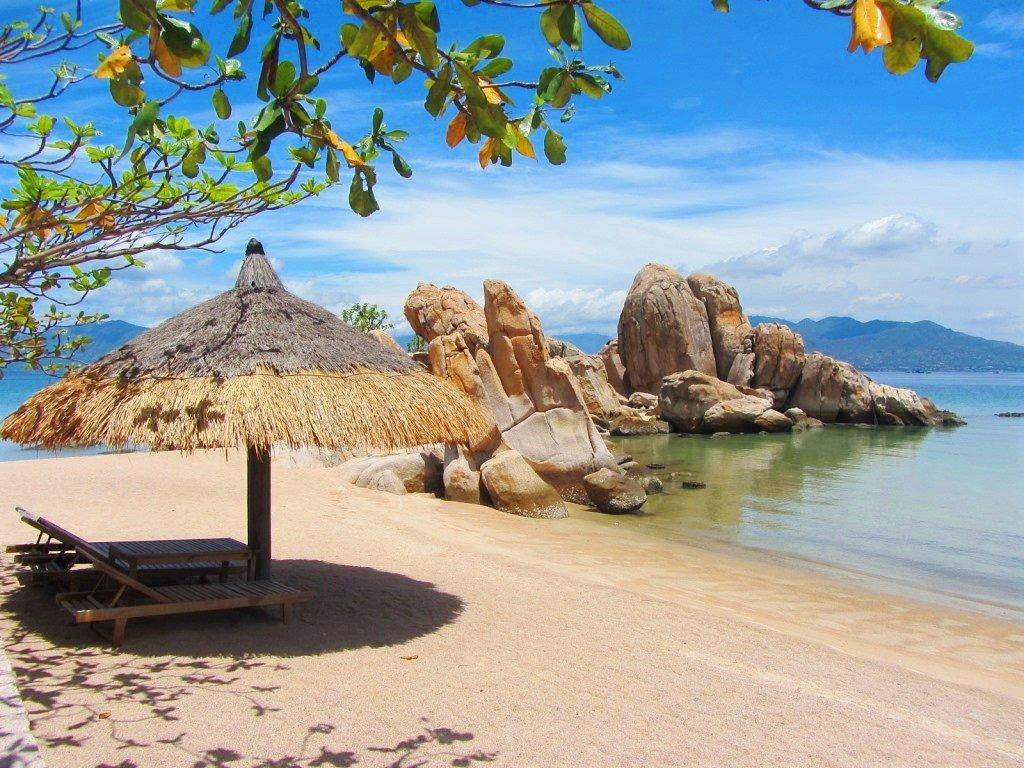 Cam Lap Promontory, Cam Ranh Bay, Vietnam