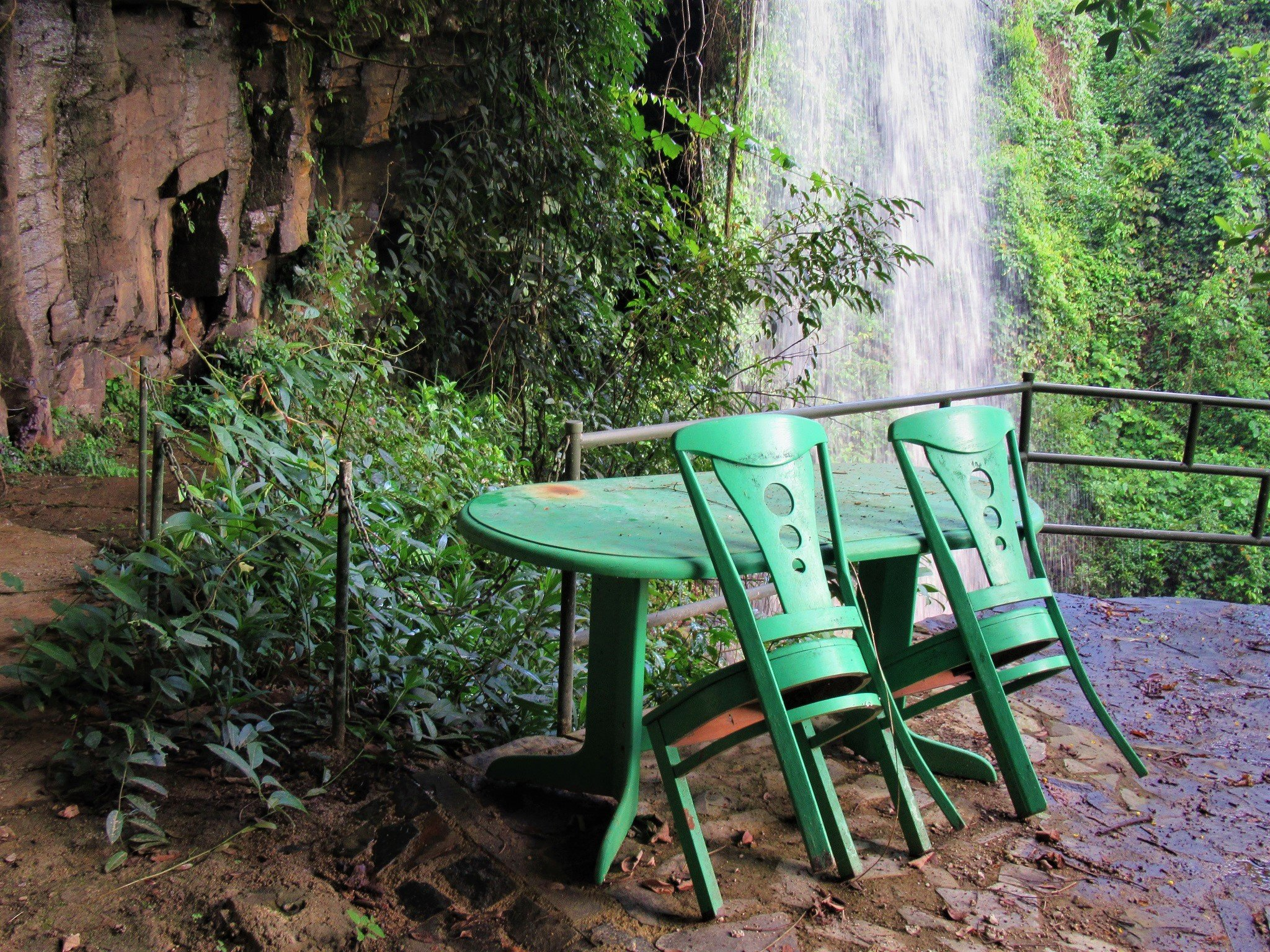 Ivory Falls Villa Resort, Di Linh, Central Highlands, Vietnam