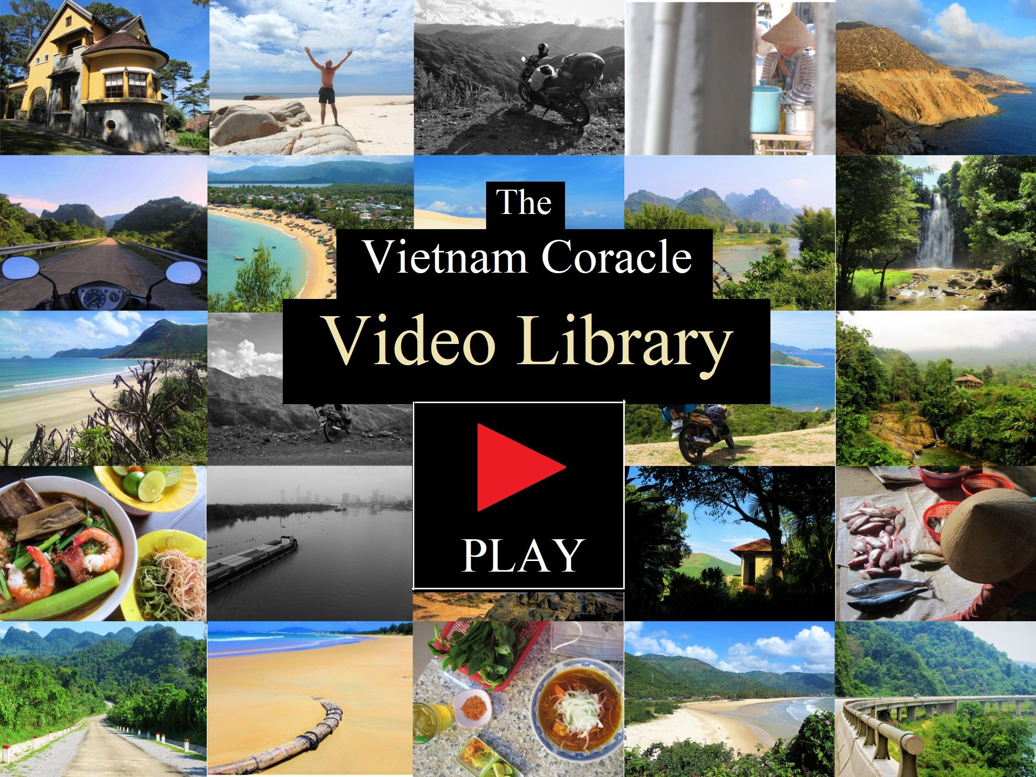 Vietnam Coracle Video Library