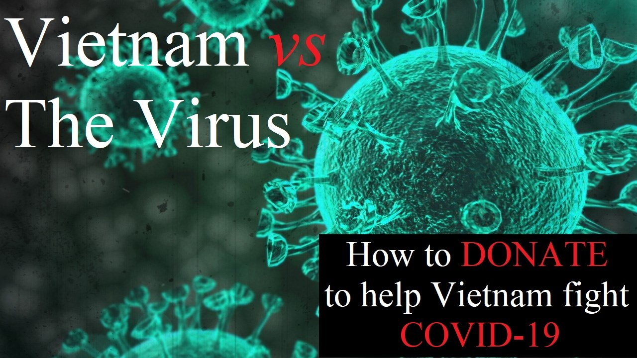 How to Donate to Help Vietnam Fight Covid-19