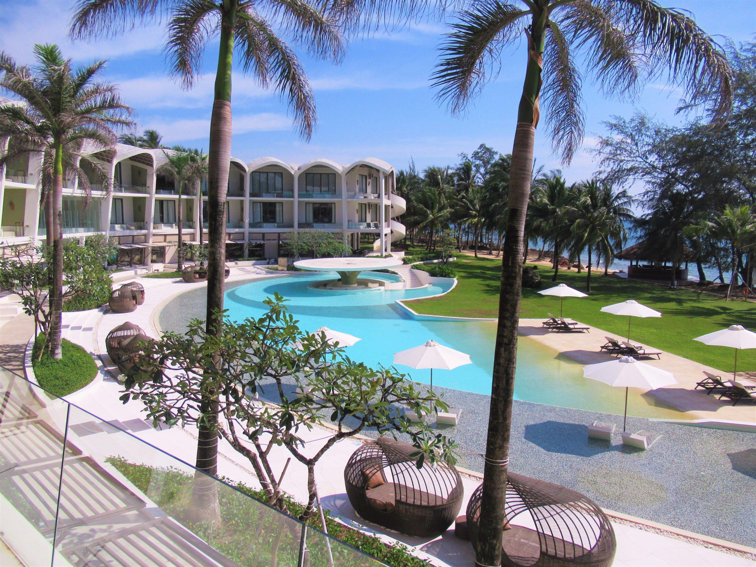 The Shells Resort, Phu Quoc Island, Vietnam, Exterior