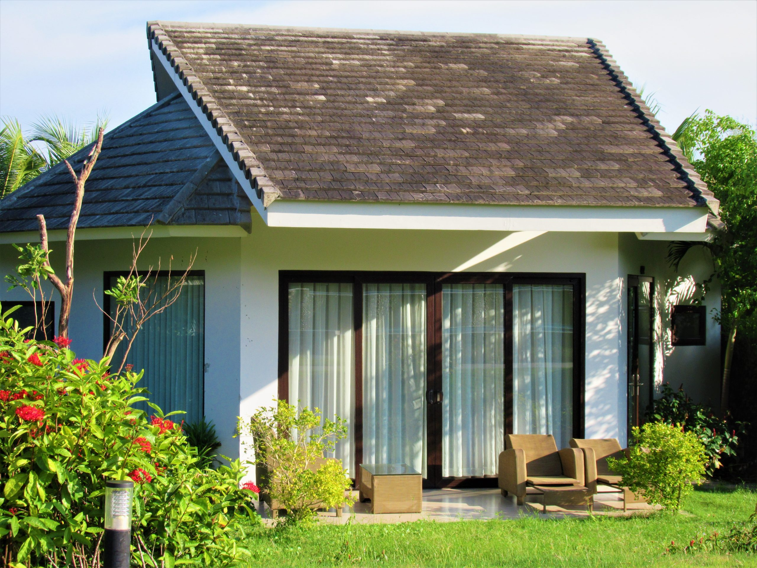 Private villa, The Shells Resort, Phu Quoc Island, Vietnam