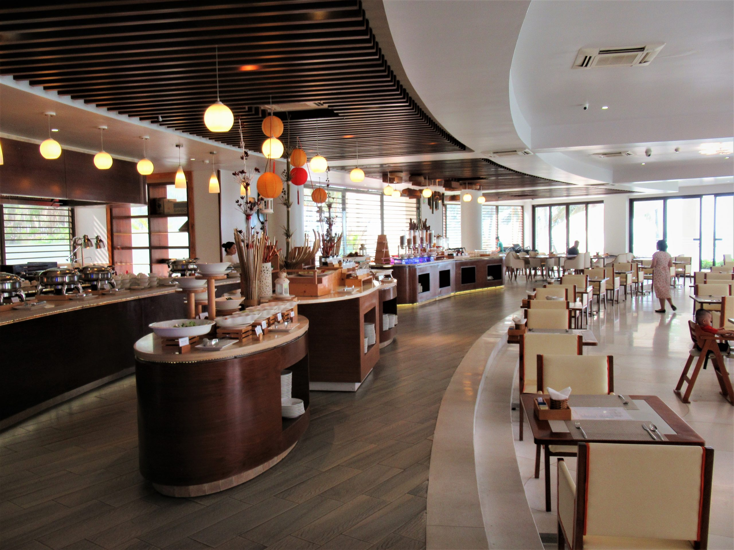 Flow Restaurant, The Shells Resort, Phu Quoc Island, Vietnam