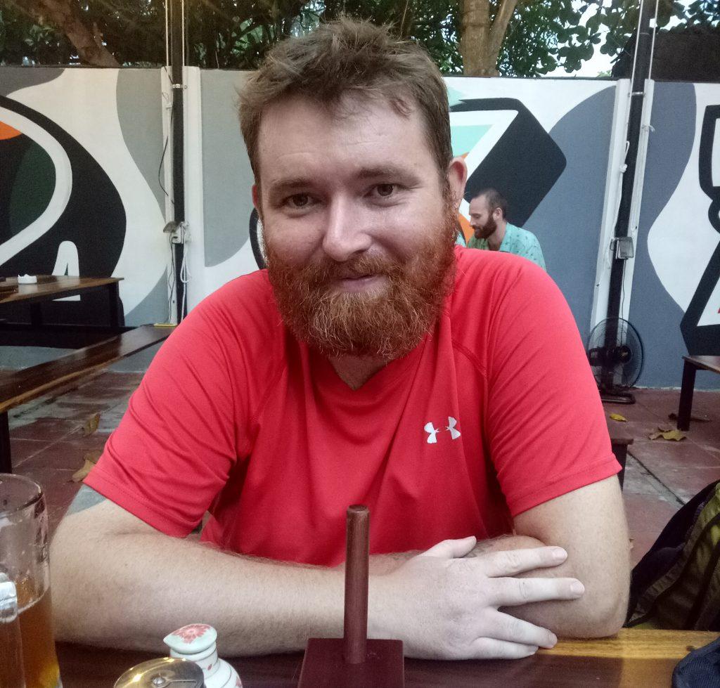 Pandemic Sessions: Interview 1: Seamus Gough