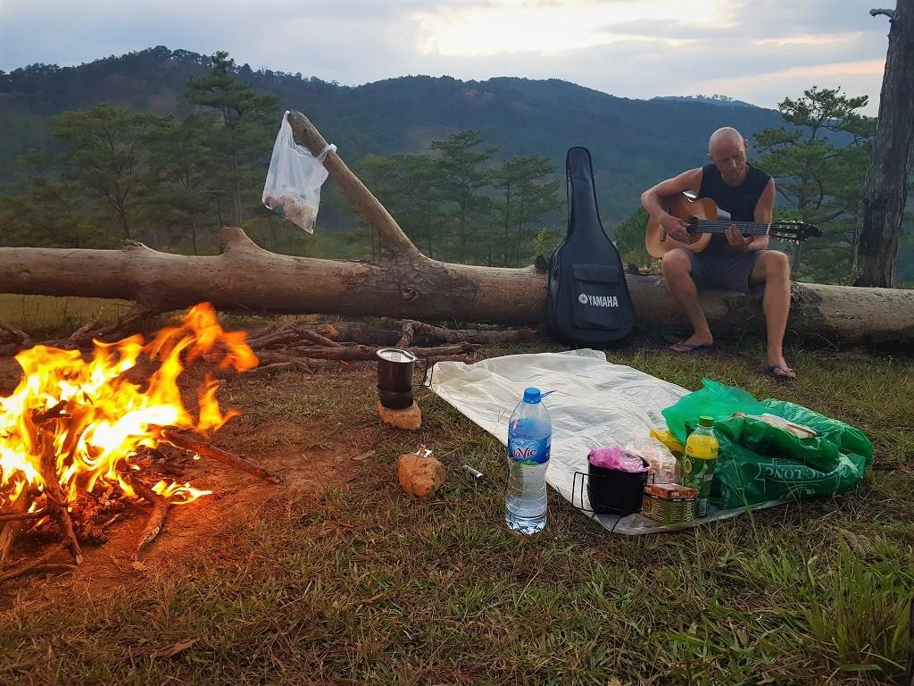 Motocamping in Vietnam